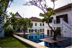 hotels Laos : Xiengthong palace