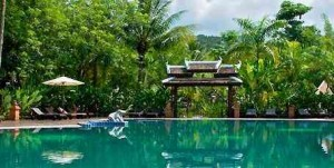 Hotels Laos : Villa Santi Resort