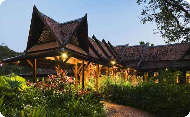 Hotel Siem Reap : Angkor Village Resort