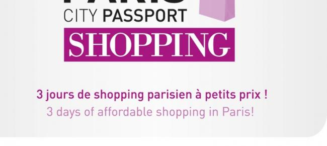 Le Paris City Passport et le Paris City Passport Shopping