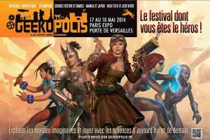 Geekopolis Paris